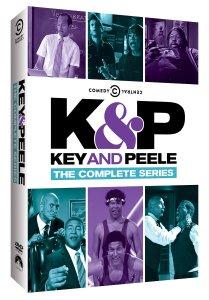 Key and Peele DVD