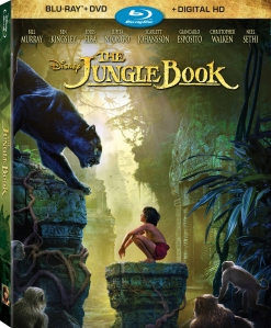 The Jungle Book Blu-ray