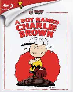 A Boy Named Charlie Brown Blu-ray