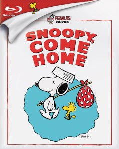 Snoopy, Come Home Blu-ray