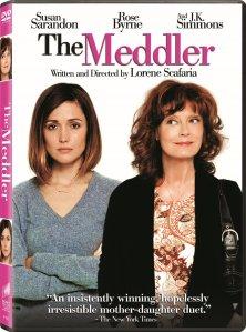 The Meddler DVD