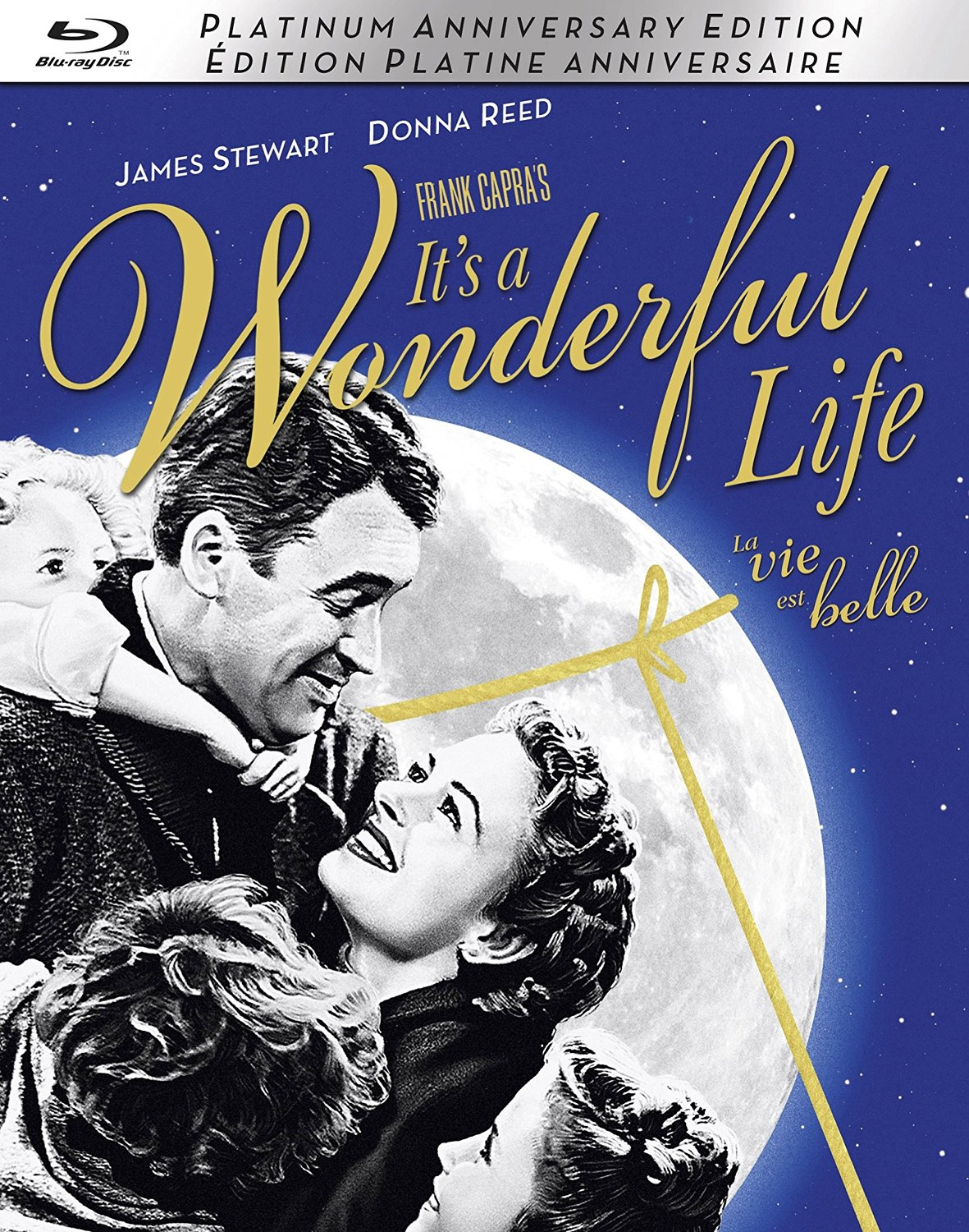 Blu Ray Review It S A Wonderful Life Platinum Anniversary Edition One Movie Our Views