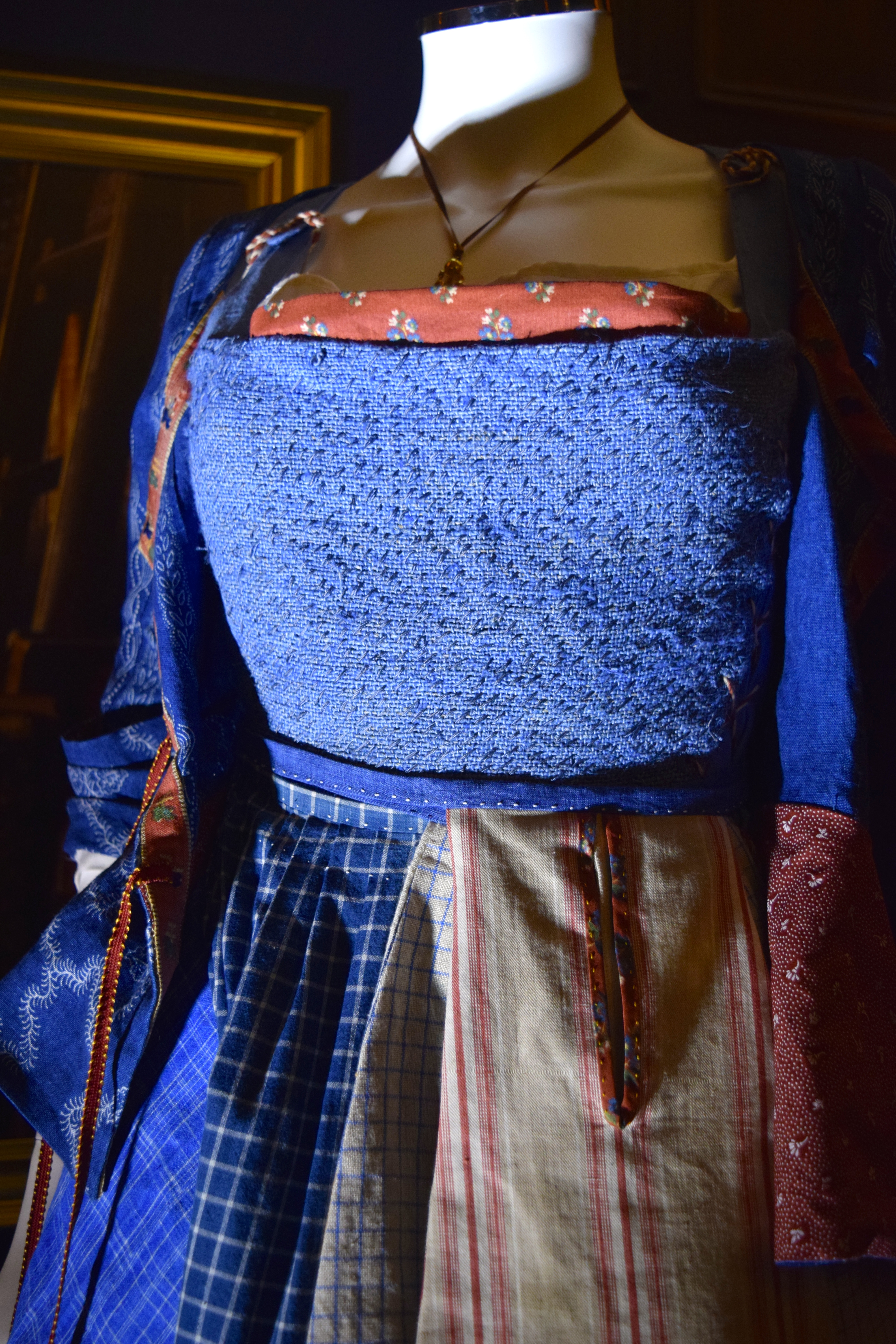 #BeOurGuestTO Beauty and the Beast Exhibit at Casa Loma » beauty-and-the-beast-exhibit-belle-costume-4 & beauty-and-the-beast-exhibit-belle-costume-4 | One Movie Our Views