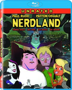 nerdland-blu-ray