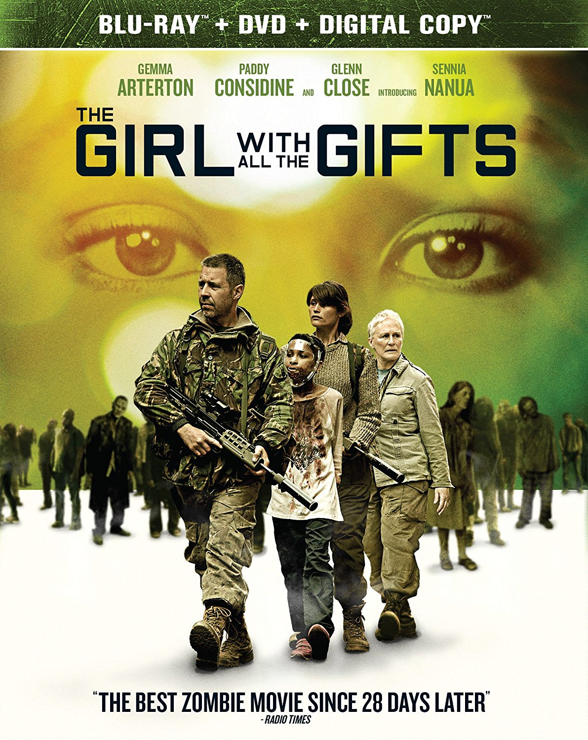 Blu-ray Review: The Girl With All the Gifts | One Movie ...