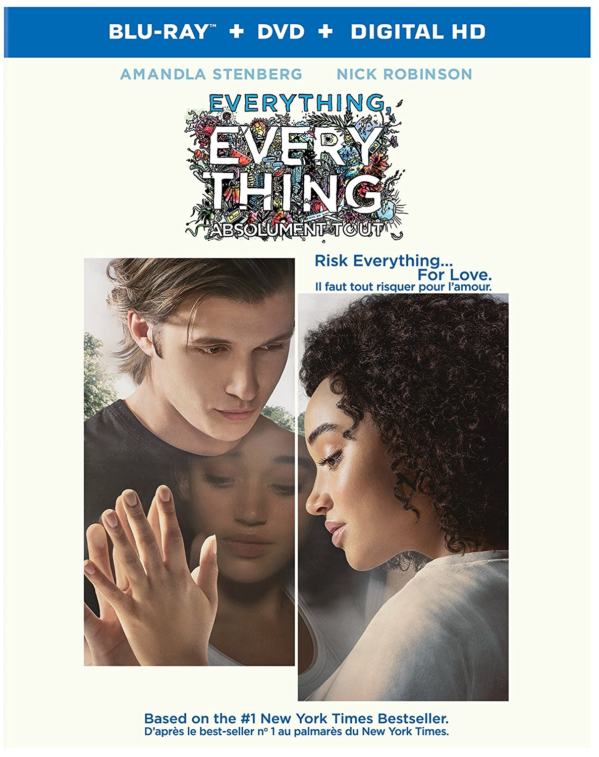 Blu-ray Review: Everything, Everything | One Movie, Our Views