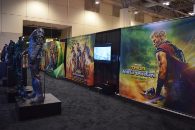 Thor Ragnarok at Fan Expo (1)