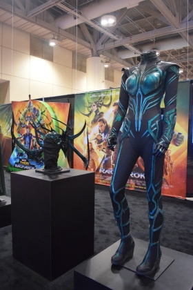 Thor Ragnarok at Fan Expo - Hela Costume (2)