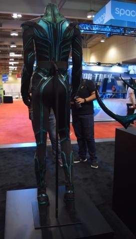 Thor Ragnarok at Fan Expo - Hela Costume (3)