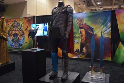 Thor Ragnarok at Fan Expo - Thor Costume (1)