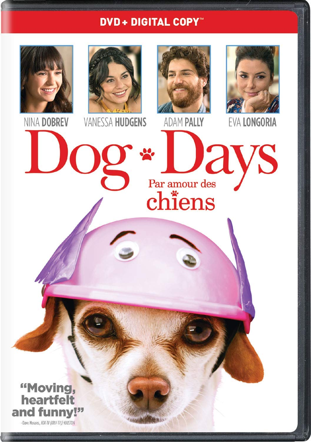 DVD Review: Dog Days | One Movie, Our Views