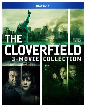 The Cloverfield 3-Movie Collection Blu-ray